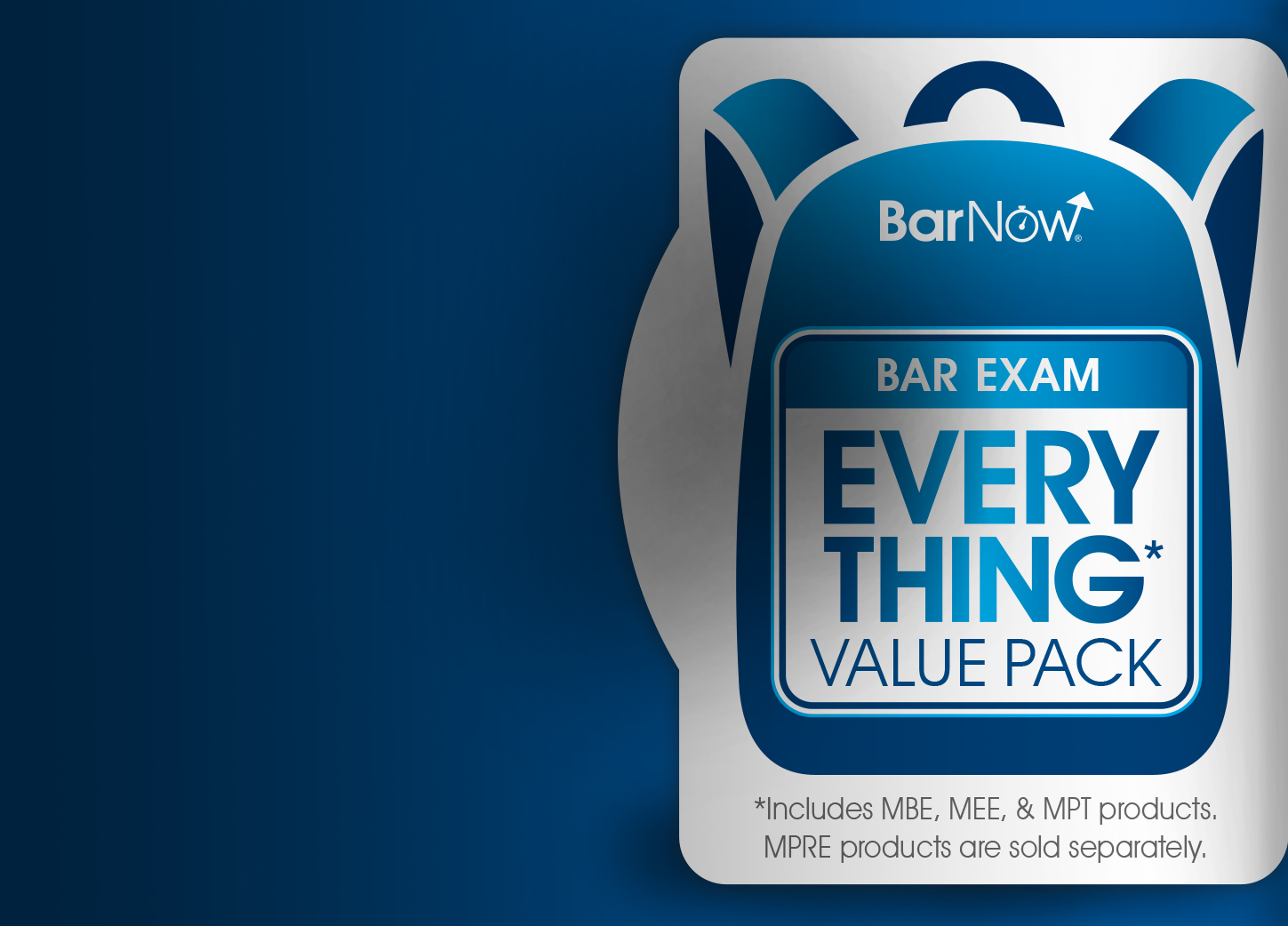 Everything Value Pack Backpack graphic